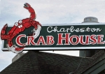 The Charleston Crab House on  'Wappoo Cut'